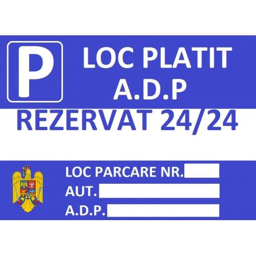 Placuta-semnalizare-loc-parcare-500x500